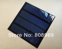 High Quality ! 3W 6V Mini Solar Cell Monocrstaline Solar Panel Solar Module DIY Solar Battery Charger Free Shipping