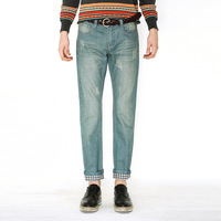 Mr . kt 2013 autumn male jeans denim trousers male casual trousers trend men's clothing