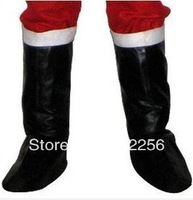 Christmas decorations Christmas gift Santa Claus boots shoes deserve to act the role of Christmas products