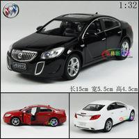 1 Set 15x55x5cm Buick Regal BUICK GS Plain Car Model Toys Alloy Car Models For Boys Cool Car Model High Quality 1;32 Fast Ship