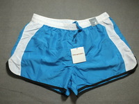 Provocative women's sports running casual shorts lining 2