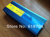 Fedex freeshipping! 2000W Off Grid 12V DC TO 220V AC Pure Sine Wave Power Inverter,4000w Peak power inverter