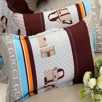Single comfortable soft pillow case pillow cover pillow cover