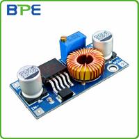 Free Shipping 5pcs/lot LM2596 5V/12V/24V Adjustable Buck Voltage Step Down Module 5A DC DC Power Converter