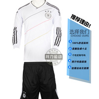2013-2014 Germany national team soccer jersey man set full-sleeve football clothing kaka jersey
