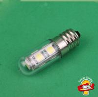 5 PCS/Lot 1W  7 LED Light Warm Light LED Refrigerator Mini LED Light Energy Saving Small Night Light Freeshipping Whosesale