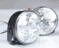 Pair 12/24v 4-SMD LED Off Road Work Light For Car Truck Trailer 4WD 4X4 Boat