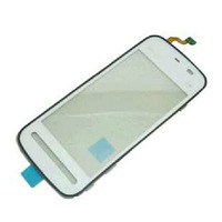 QWE White Touch Screen Digitizer Replacement For Nokia 5230