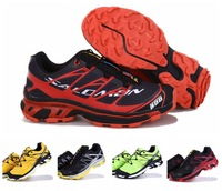 2013 NEW Salomon Speedcross 3 Running Shoes Men's France Walking Track Shoes Casual Sport M&S Contagrip/XT 3D wings ultra stock