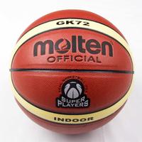 free shipping ! all new top quality Bgk72 basketball training ball fiba