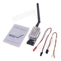 Wireless Transmitter AV Sender 5.8G 2000MW 8 Channel AV Transmitter Video AV Audio FPV 21094