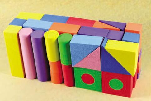 Eva foam building blocks software building blocks foam blocks multi-colored large blocks 008(China (Mainland))