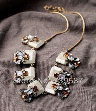 2014 Lady Popular Snake Chain Lovely Bee Bib Necklace