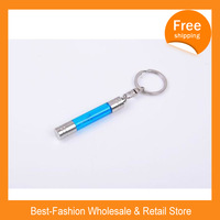 Free Shipping 20pcs/lot Auto electrostatic  treasure / winter electrostatic key chain.