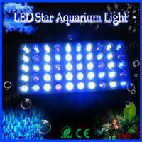 Free Shipping 50x3w led aquarium lights for  fish tank/coral reef tank