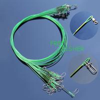 70cm long Rolling Swivel & Safty Snap Connectors 30kg  SW37 On sale
