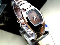 Quality Assurance quartz watches Barrel-type steel women quartz  watch Quality metal watch band