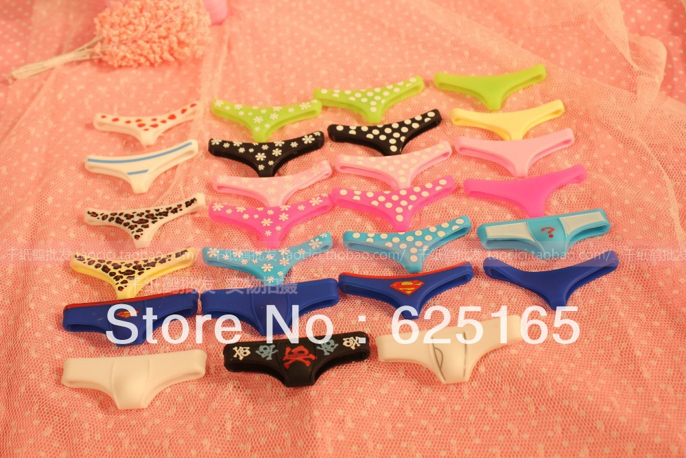 free shipping smart phone buttons stickers underwear / underpants silicone phone cover / cell phone accessories wholesale(China (Mainland))