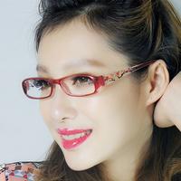 Tr90 ultra-light memory eyeglasses frame full frame non-mainstream glasses frame 8011