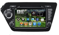 8 inch Special Car DVD Player  For Kia K2 With Android system,Touch screen, 3G dongle, CANBUS, FM, Bluetooth, GPS