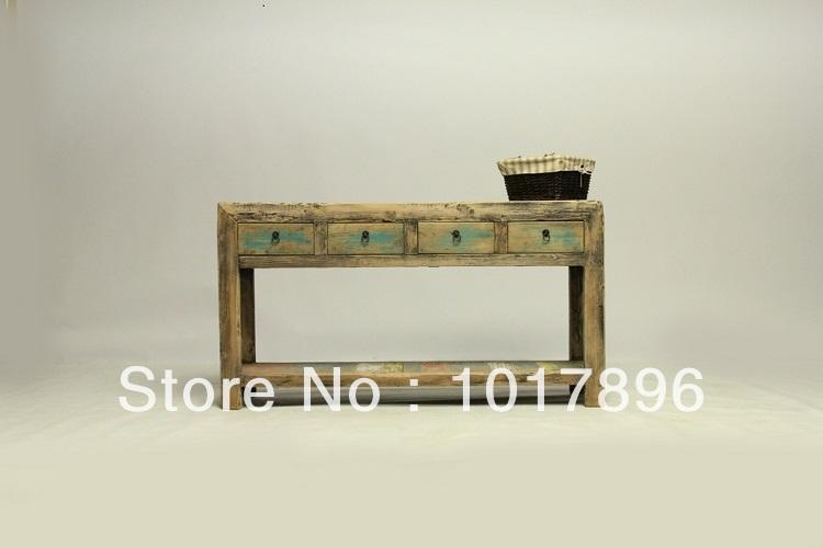 Online kopen wholesale nieuwe retro meubelen uit china nieuwe retro meubelen groothandel - Tafel een kribbe stijl industriel ...