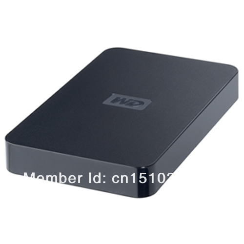 "Wholesale- New WD Elements hard disk USB 2.0 hdd 1TB 2.5"" Portable External Hard Drive Mobile Hard Disk HDD Free Shipping 1psc(China (Mainland))"