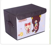 New arrival Cartoon oxford fabric storage box finishing summer clothing for household high quality new design
