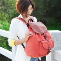 2013 backpack canvas backpack female women's canvas Shoulder women's travel bag