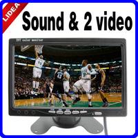 "7"" TFT LCD Backup Car Camera Color Dashboard Rearview Monitor EMS Q-01"