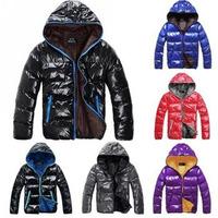 2014 men's down jackets Plus size waterproof men's hood wadded jackets men winter jackets men winter coat outwear