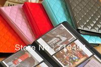 polaroid  photo album, mini photo album, 3 inches photo alubm, wave surface design, Holds 72 Pockets, free shipping