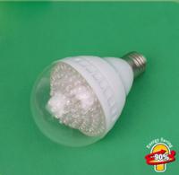 5 Pcs/Lot Hot Sale 6W 120LED Bubble Ball Bulb Warm Ligh High Quality Bedroom Energy Saving LED Light   Freeshipping Whosesale