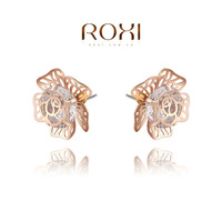 ROXI fashion new arrival, fashion earrings,flower Austrian Crystal,women fashion earrings Chrismas /anniversary gift,2020113450