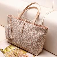 2013 leather vintage the trend of fashion handbag shoulder bag large bag female bags