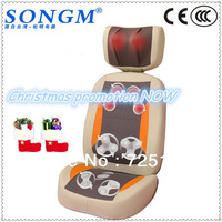hot Christmas gift Electric Shiatsu Infrared Body Massage Cushion
