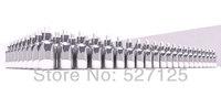 50pieces/lot 30ml High temperature silver plated dropper bottle,dropper container,essentical oil bottle,glass bottle