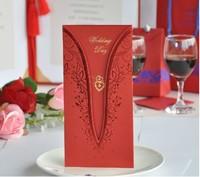 Wedding invitation 2013 personalized wedding invitation card wedding supplies 14g