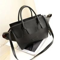 Fashion fashion vintage one shoulder cross-body handbag female bag formal smiley bag  bolsas femininas