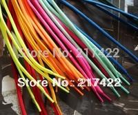 Multicolour shoelace round hollow shoelace personalized shoelace