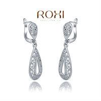 ROXI fashion new arrival, fashion earrings, Austrian Crystal,women fashion earrings Chrismas /anniversary gift