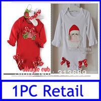 Kids Christmas series Jumpsuits / Romper / climbing clothes ls002