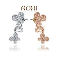 ROXI fashion new arrival, fashion earrings, Austrian Crystal,women fashion mouse earrings Chrismas /anniversary gift,2020302420