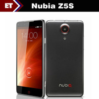 "Presell Original Nubia Z5S 3G Cellhone MSM8974 Quad Core 2.3GHz 5"" OGS FHD 1920x1080px 2GB RAM Android 4.2"