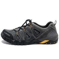 2013 summer new men outdoor shoes, hiking shoes, men wading upstream shoes breathable shoes hot explosion models