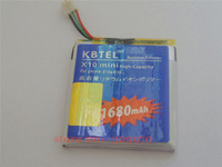 free shipping for blue 1680MAH REPLACEMENT BATTERY FOR SONY  X10 mini /E10a/E10i battery