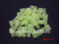 200pcsX mini Tamiya case connectors adapters included (100pcs Male+100pcs Female), welcome wholesales