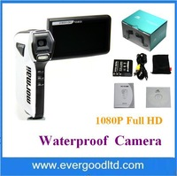 Waterproof  video camera Full HD 1080P 4X Digital Zoom HD-A98