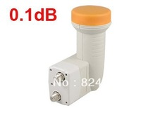 Universal Twin LNB Ku Band Dual LNBF 0.1dB for Satellite Receiver with free shipping