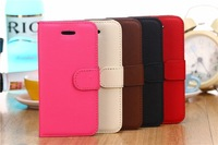 Luxury Wallet PU Leather case for iPhone 5 5S 5g phone bag for iphone5 Stand New Arrival Flip Original with Card Holder