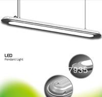 New arrival  LED pendant light 45W 1180mm 4ft pendant tube light panel led ceiling wall SMD3014 modern office/ home  lighting